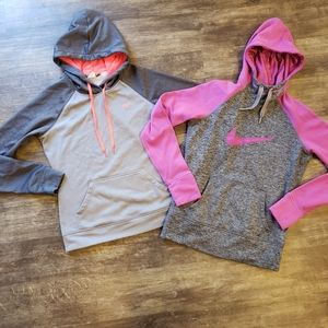Lot Small Women's Hoodies Nike Under Armour